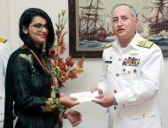 Chief Of The Naval Staff Confers Medals To Outstanding Performers ..