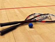 National Junior Squash Championships: 1st round matches played
