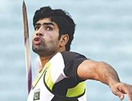 Athlete Arshad Nadeem commits to qualify for 2020 Tokyo Olympics