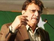 Farooq Haider urges world to help resolve Kashmir issue
