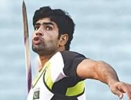 Arshad Nadeem excited to qualify for Olympics