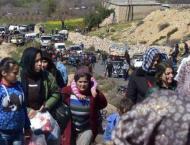 Over 1,000 Syrians Return Home From Jordan, Lebanon Over Past 24  ..