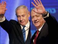 Israel vote deadlock confirmed by near-complete results