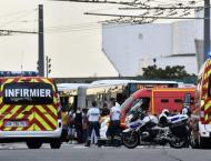 Two People Lightly Injured After Man Opens Fire in France's Lyon  ..