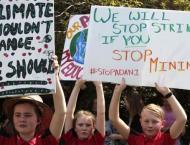 Students demand change in vast global climate strike