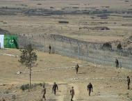 Officer, Sepoy embrace Shahdat in IED blast on Pakistan-Afgan bor ..