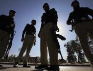 Police conduct search operations in City Lahore
