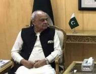 Ijaz Ahmed Shah calls on Govern Balochistan