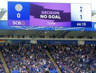 Leicester hit back to shock Spurs with help from VAR