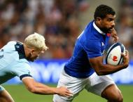 France's Fofana ruled out of Rugby World Cup