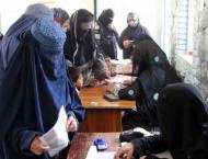 Afghan Security Agencies Join Forces to Protect Polling Centers A ..