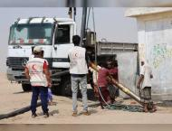 UAE provides 10 pumps to Aden Water Corporation