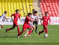 UAE beat Lebanon 4-1 in 2020 AFC U16 Championship qualifiers