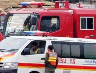 An agreement signed to get Rescue Service 1122 services through C ..