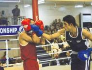 All KP Boxing Championship begins at Bamkhel Sports Complex Swabi ..