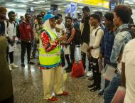 Rwanda welcomes first group of African refugees from Libya