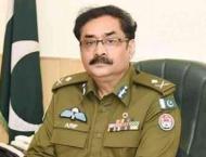 Rear Admiral Zahid Ilyas calls on IGP