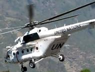 UN Peacekeeping Mission's Helicopter Crashes in CAR, Three People ..