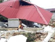 Indonesia marks one year since deadly quake-tsunami disaster