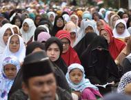 Mass prayer marks one year since Indonesia quake-tsunami disaster ..