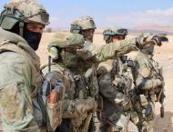 Russian Counterterrorism Operation in Syria