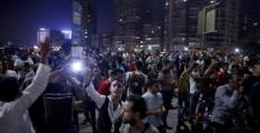 Dozens arrested in Egypt after rare anti-Sisi protests