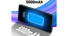 Now say goodbye to all your charging woes with Infinix Hot 8 Big Battery of 5000mAh