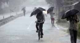 Rain expected in different parts of country