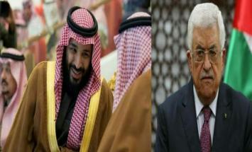 ولي العھد السعودي محمد بن سلمان یجري ..