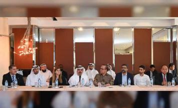مركز دبي لتطوير الاقتصاد الإسلامي يبحث ..