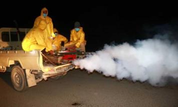 الإمارات تواصل جهودها لمكافحة الأوبئة ..