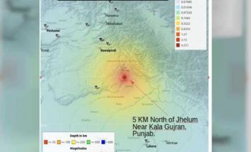 ارتفاع ضحايا زلازل باكستان إلى 26 قتيلا ..