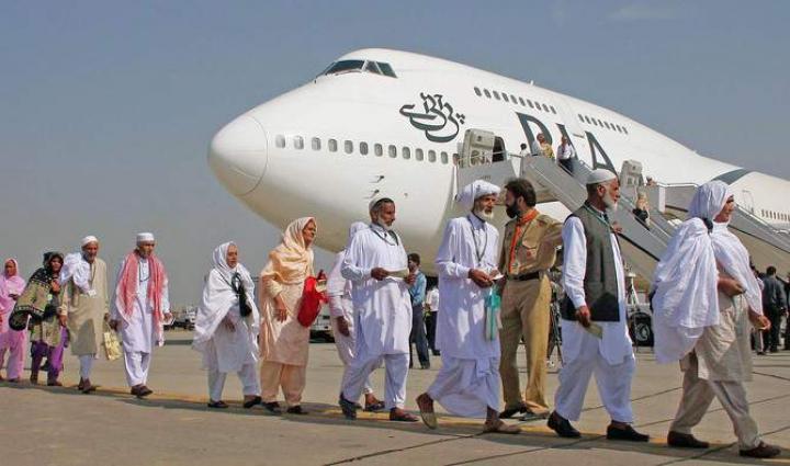 122000 Hajjajs return home after performing Hajj