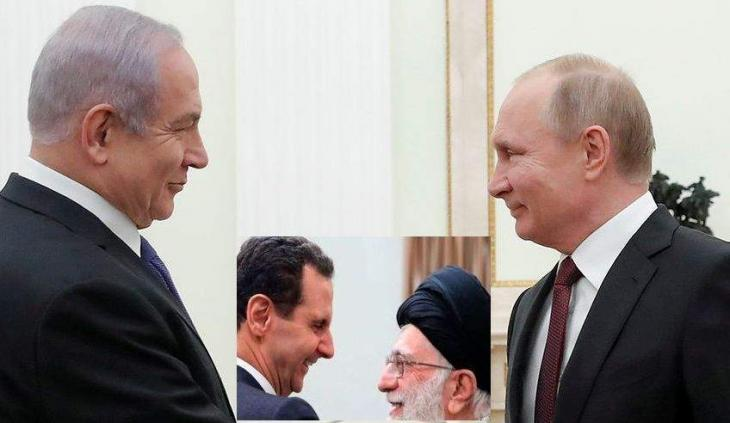Talks Ongoing For Additional US-Russia-Israel Security