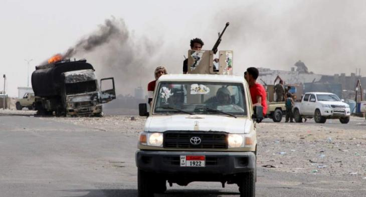 UAE Forces Arrive in Yemen's Aden to Support Southern Separatists Amid Tensions - Source