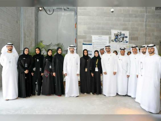 Hamdan bin Mohammed attends closing ceremony of INTERPOL Young Police Leaders Programme