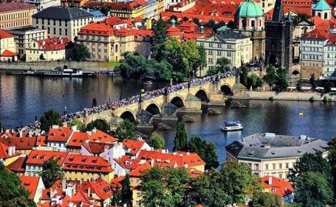 Summer 2019 hottest ever in Prague