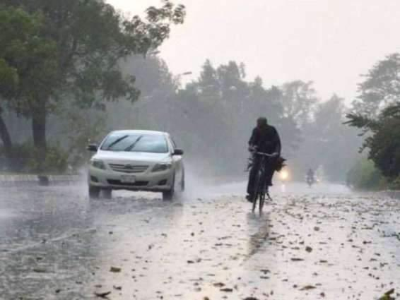 Rain, thunderstorm predicted at isolated places in KP