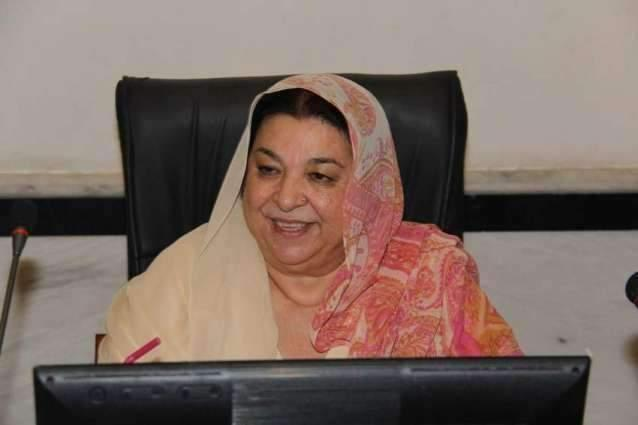 Govt not privatizing any public sector hospital: Dr Yasmeen