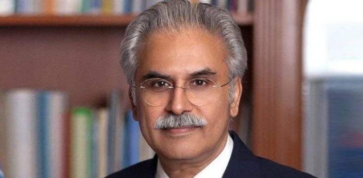 Universal immunization coverage (UIC) only option, says Dr Zafar Mirza