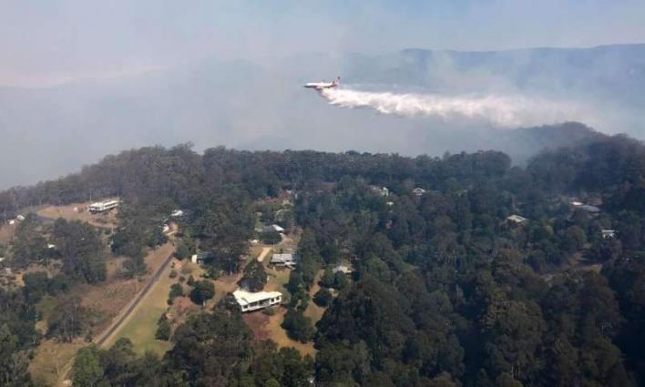 Australia girds for worst as bushfire season comes early
