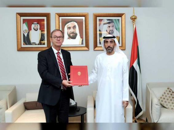 Foreign Ministry receives Norwegian Ambassador's credentials