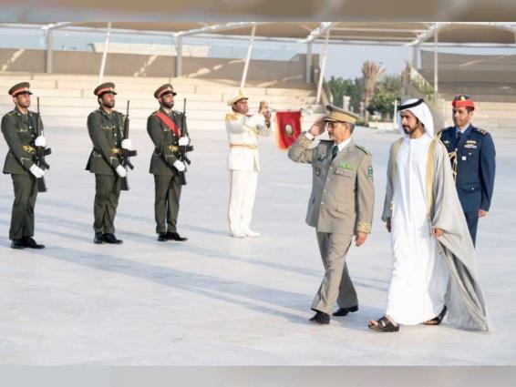 Mauritanian Chief of Staff visits Wahat Al Karama