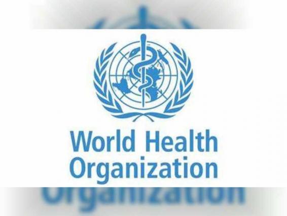 WHO chief praises UAE's efforts to eradicate polio