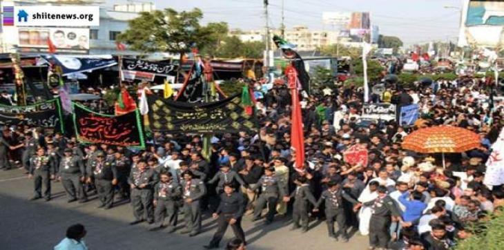 207 Azadari processions were taken out