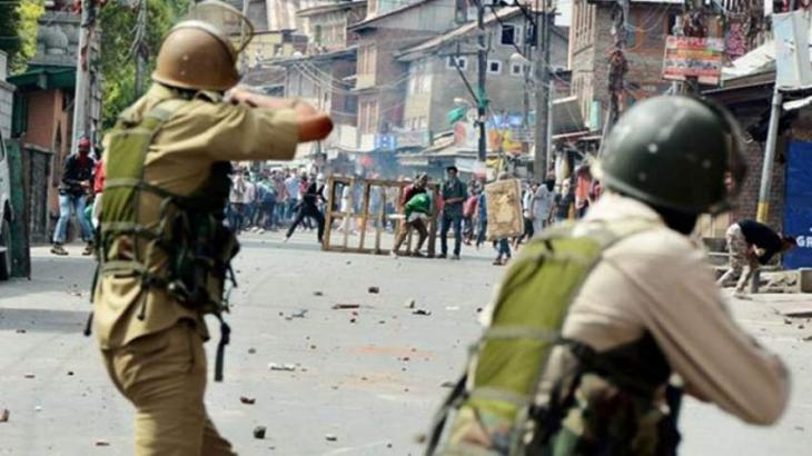 Indian troops martyr one Kashmiri youth in Sopore
