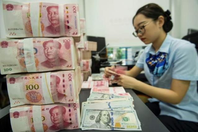 Stock markets mixed on Chinese stimulus, stronger sterling