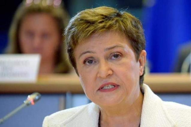 World Bank CEO Georgieva sole candidate to lead IMF