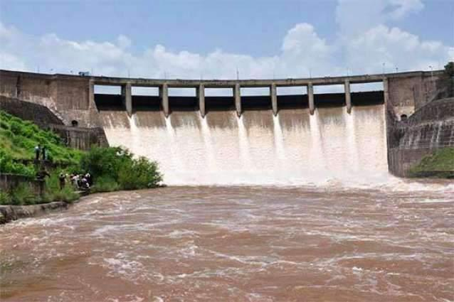 The Indus River System Authority (IRSA) releases 206,400 cusecs water