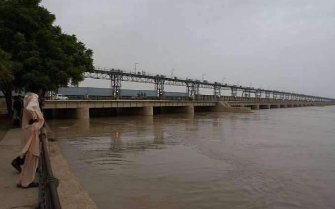 All main rivers continue to flow normal